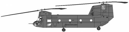 Sikorsky CH-47A Chinook