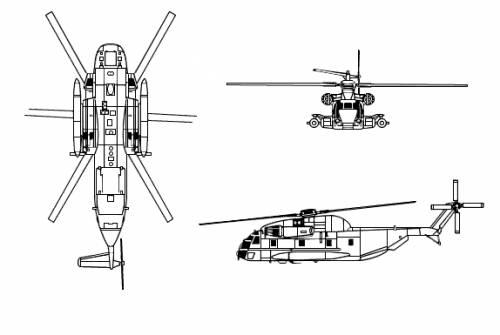 Sikorsky CH-53 Sea Stalion