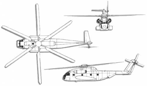 Sikorsky CH-53 Super Stallion