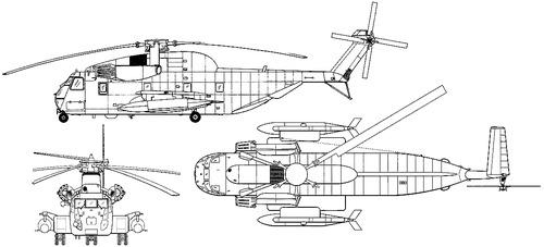 Sikorsky CH-53D Sea Stallion