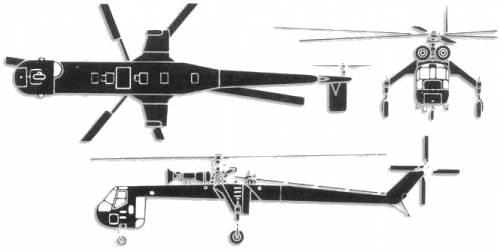 Sikorsky CH-54 Skycrane