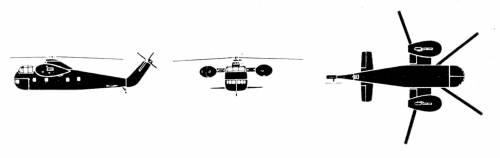 Sikorsky H-37 Mojave