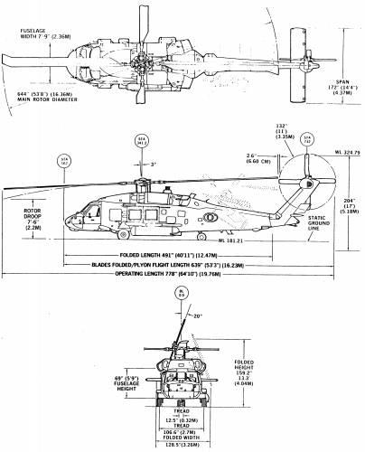 Sikorsky HH-60h Pave Hawk