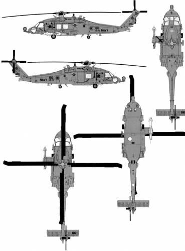 Sikorsky HH-60H Rescue Hawk