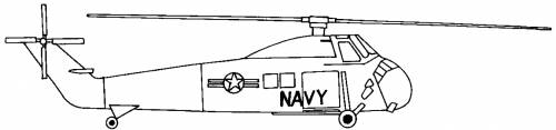 Sikorsky HUS-1 Seahorse