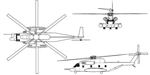 Sikorsky MH-53J Pave Low III