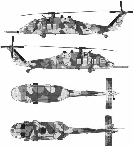 Sikorsky MH-60G Pave Hawk