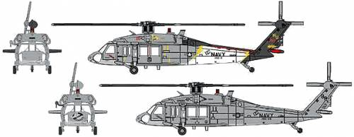 Sikorsky MH-60S Knighthawk