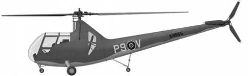 Sikorsky R-6 Hoverfly II