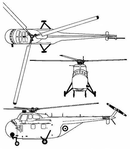 Sikorsky S-55 Chickasaw