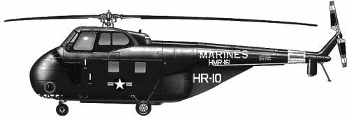Sikorsky S-55 HO4S-3