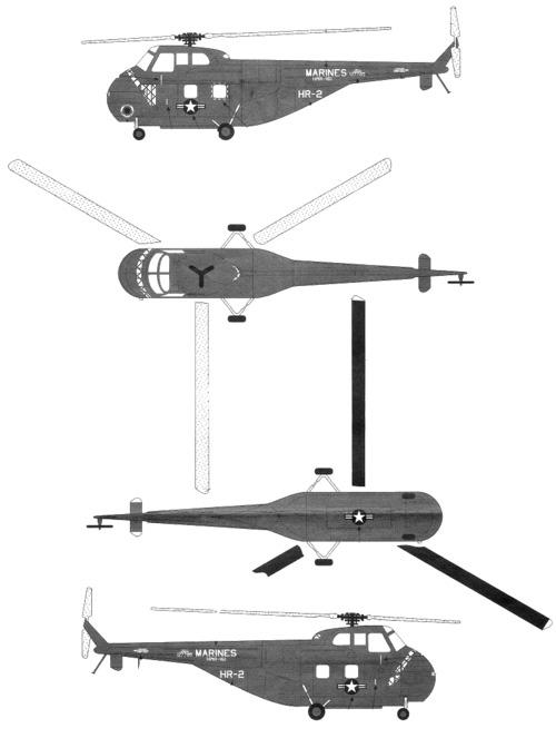 Sikorsky S-55 HRS-1