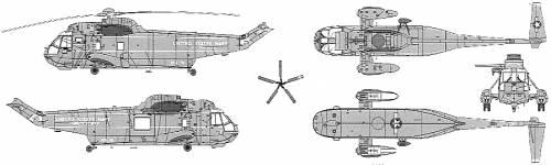 Sikorsky S-61 Sea King VIP