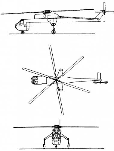 Sikorsky S-64 CH-53