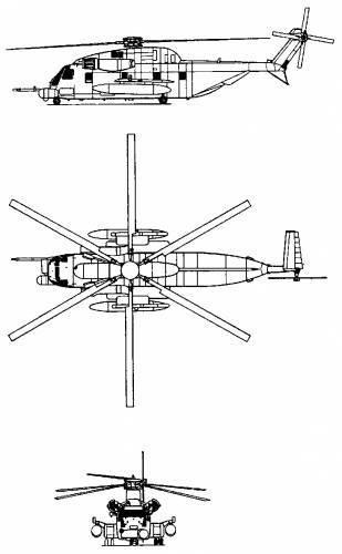 Sikorsky S-65 CH-53 Sea Stallion