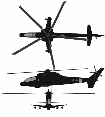 Sikorsky S-67B Blackhawk