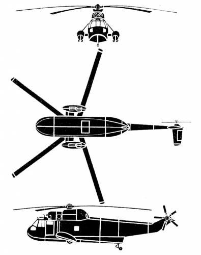 Sikorsky SH-3 SeaKing