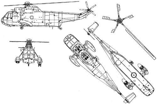 Sikorsky SH-3A Sea King