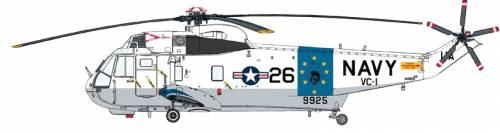 Sikorsky SH-3G Sea King
