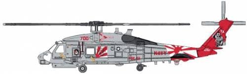 Sikorsky SH-60B Seaha