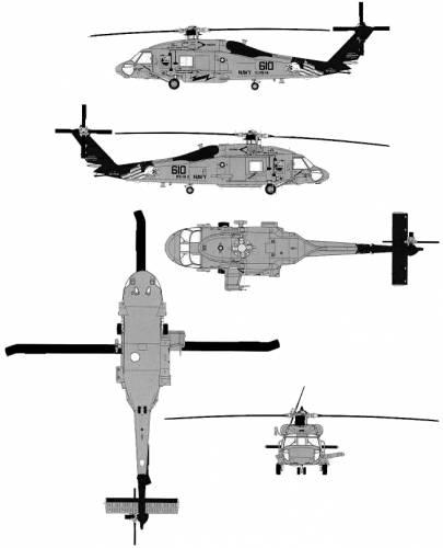 Sikorsky SH-60F Ocean Hawk