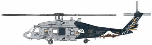 Sikorsky SH-60F Seahawk
