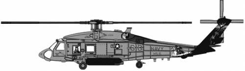 Sikorsky SH-60H-Seahawk