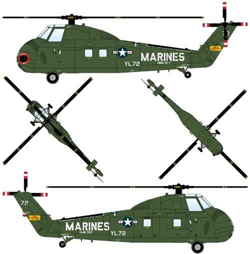 Sikorsky UH-34 Choctaw