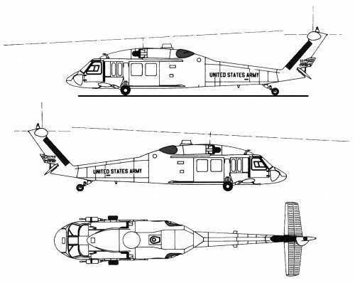 Sikorsky UH-60A