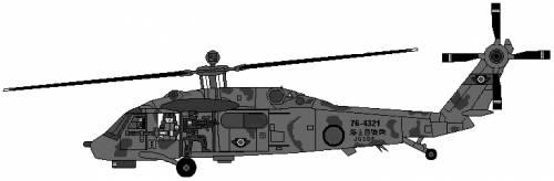 Sikorsky UH-60J Blackhawk