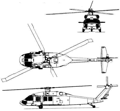 Sikorsky UH-60L Blackhawk