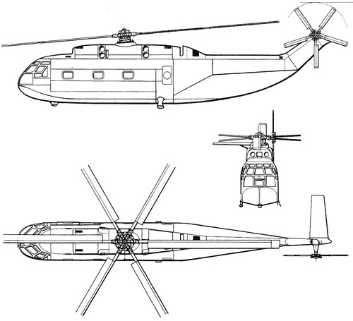 Sud-Aviation SA3210-01 Super Frelon