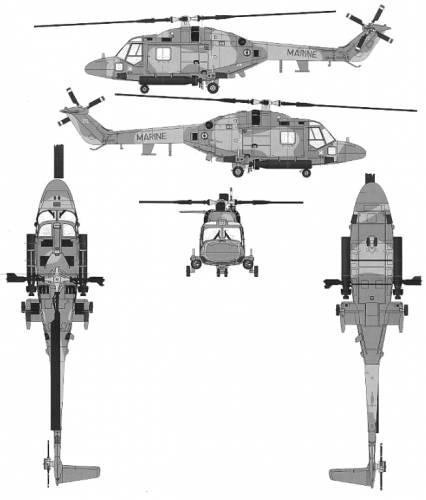 Westland Lynx HAS.2