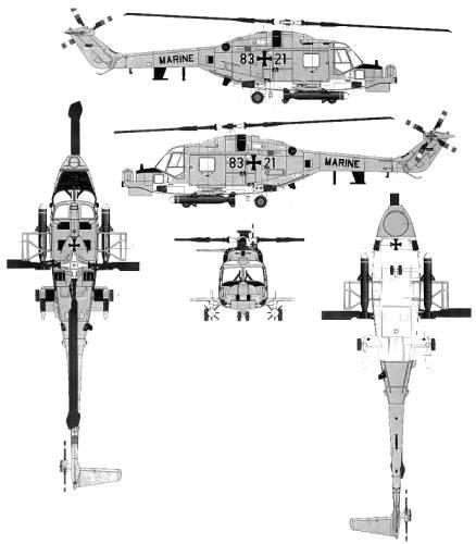 Westland Lynx Mk.88