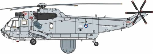 Westland Sea King AEW.Mk2