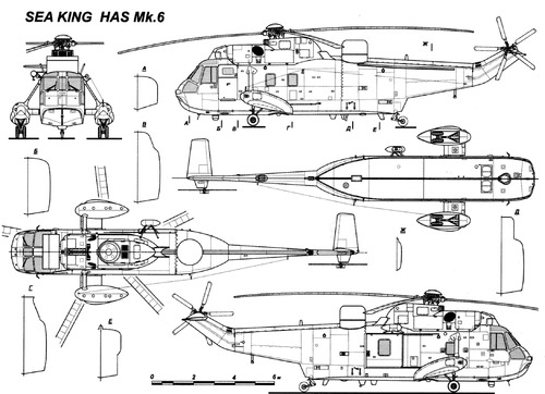 Westland Sea King HAS.6