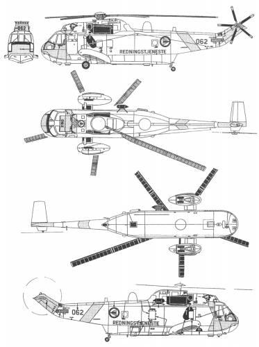 Westland Sea King Mk43