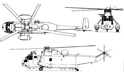 Westland Sea King Mk.6
