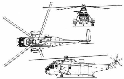 Westland SeaKing HAS