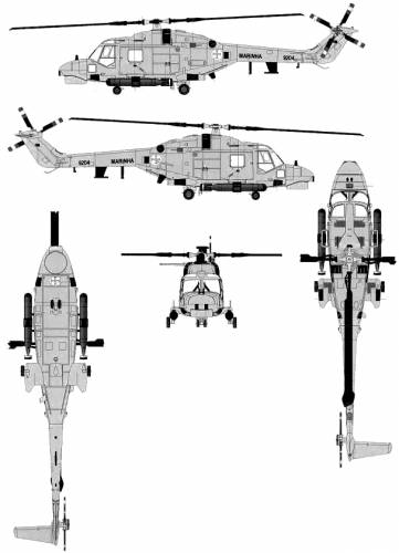 Westland Super Lynks Mk.95