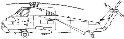 Westland Wessex 31A