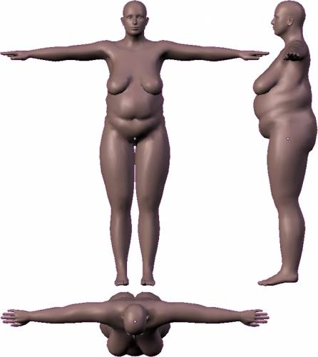 Female - Obese