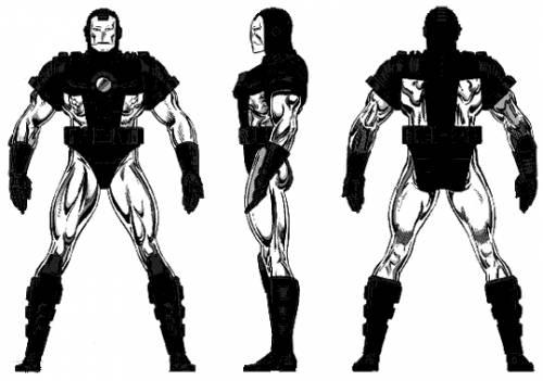 War Machine (Ironman Mark 10)