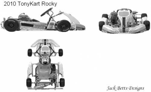 Kart - Super Cadet Class.