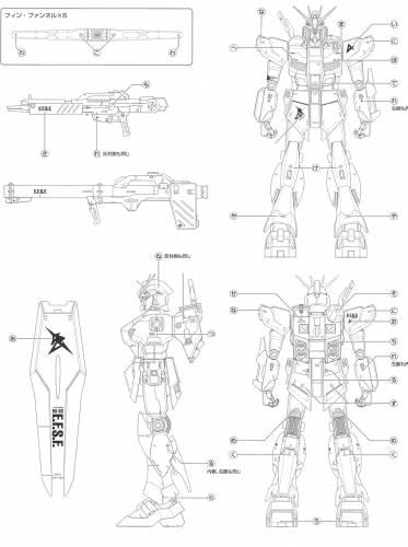 RX-93 NI Gundam