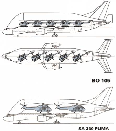 Airbus A300-600ST Beluga (1994)