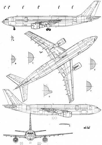 Airbus A-300B2