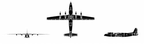 Antonov An-10 A Cat