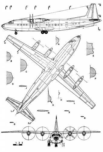 Antonov An-10 (Cat)