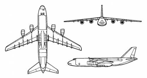 Antonov An-124 Condor